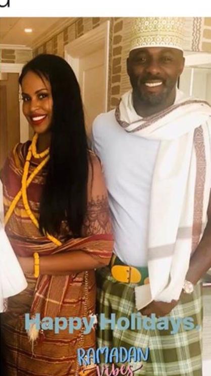 Idris elba wearing macawiis | Somali Spot | Forum, News, Videos