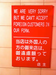Can I side-step discrimination against foreigners in Japan? - Travel Stack  Exchange