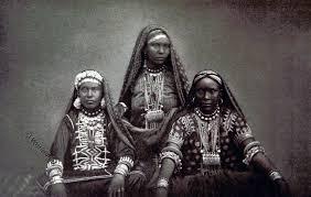 Women from Aden, Somalia 1885.