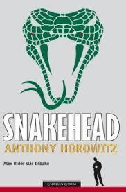 Snakehead av Anthony Horowitz (Heftet) | Cappelen Damm forlag