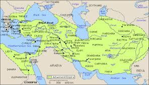 History of Iran: Achaemenid Empire