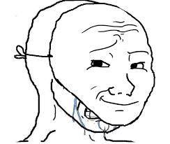 I AM FINE   Wojak / Feels Guy   Know Your Meme