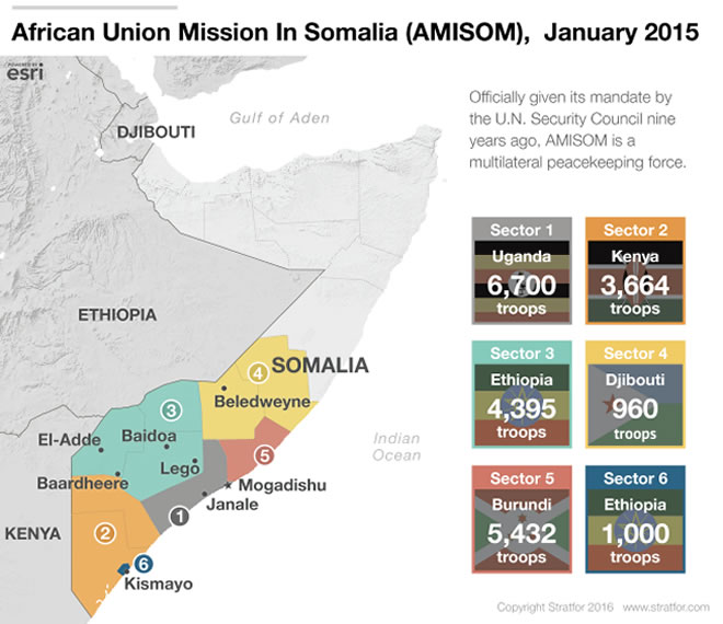 Amisom Map | Somali Spot | Forum, News, Videos