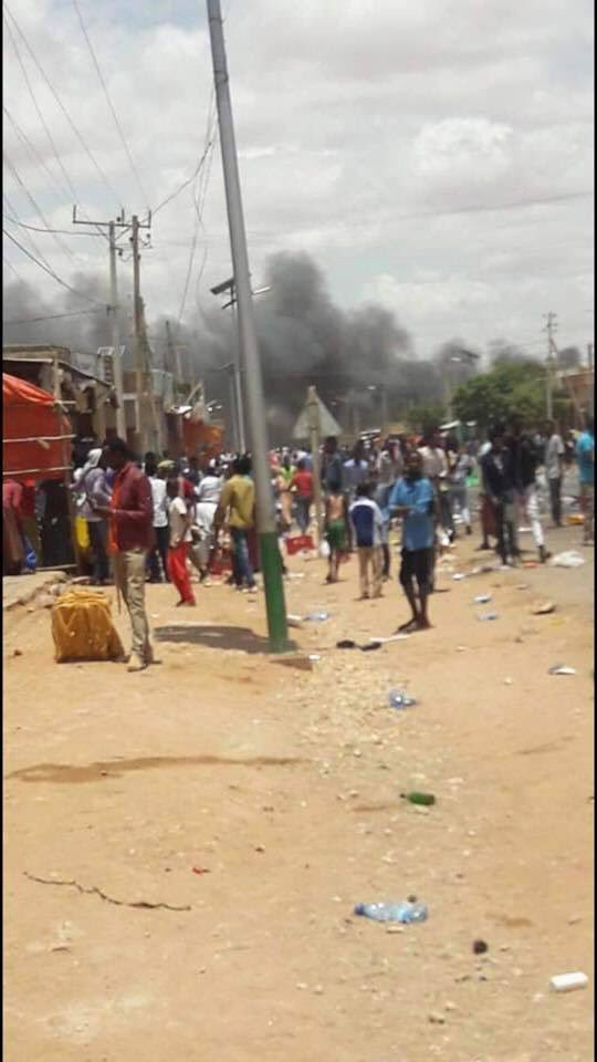 Breaking news: oromo invasion of jigjiga   Somali Spot   Forum, News