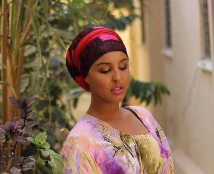 The most beautiful somali girl in the world