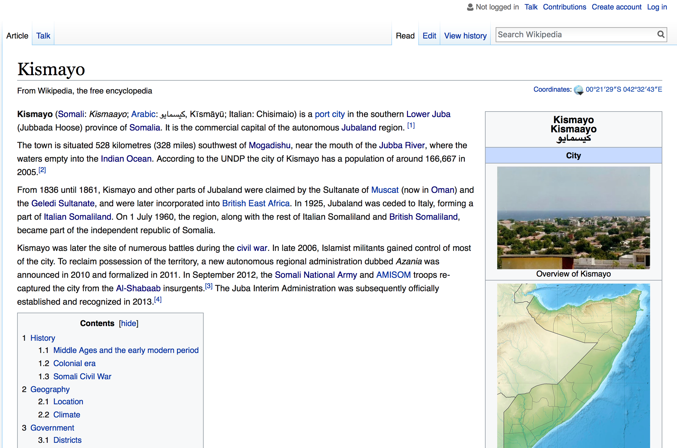 What does Wikipedia say about your hometowns? | Page 4